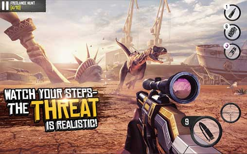 Best Sniper Legacy 1 06 8 Apk + Mod [Money, Energy] Android