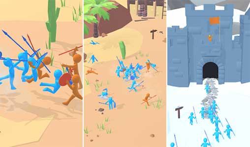 Big Battle 3D Apk