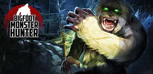 Rexdl.com Bigfoot Monster Hunter 1.8 Apk + Mod for Android Revdl.com