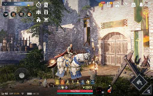 Black Desert Mobile Apk