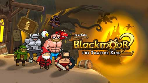 Blackmoor 2: The Traitor King mod