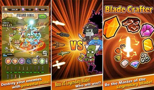 Blade Crafter Apk