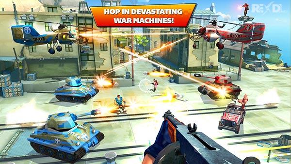 Blitz Brigade – Online FPS fun apk