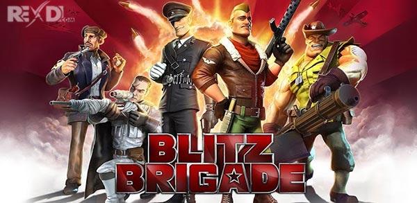 Blitz Brigade – Online FPS fun