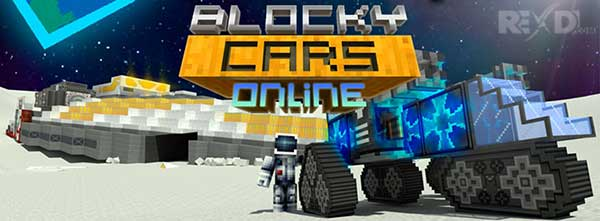 Blocky Cars Online Mod