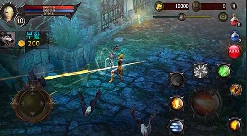 Blood Warrior: RED EDITION Apk