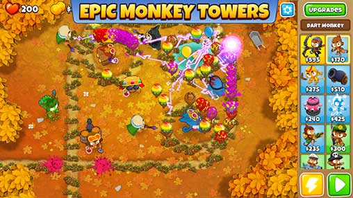 Bloons TD 6 11 2 Apk + MOD (Unlimited Money) + Data for Android