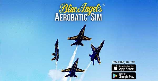Blue Angels – Aerobatic SIM