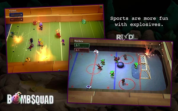 BombSquad 1 4 149 Pro Edition Apk Mod game for android