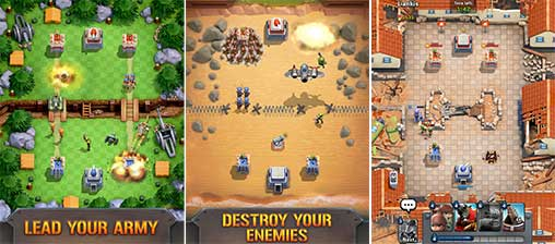Boom Force War Game for Free Apk