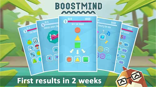 Boostmind – brain training Apk