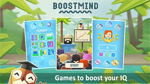 Boostmind – brain training