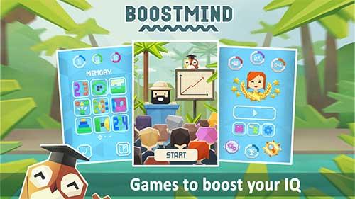 Boostmind – brain training