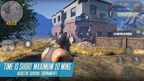 BOS : Battle Of Survival Apk