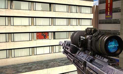 Boss Sniper +18 Apk