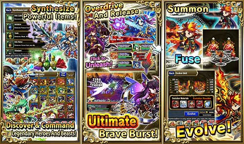 Brave Frontier 1 7 2 0 Apk + Mod for Android | Apkmoded com