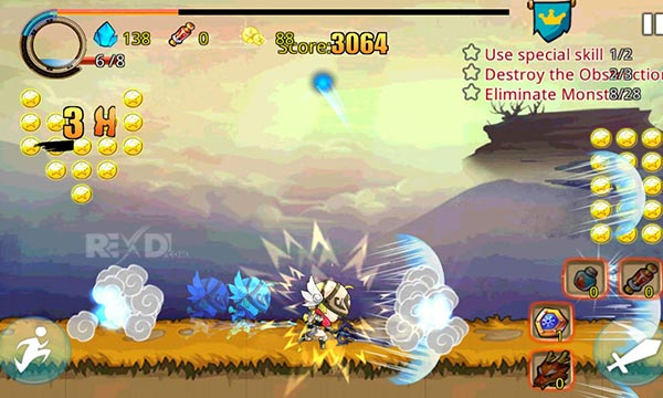 Brave Warrior Fight Apk