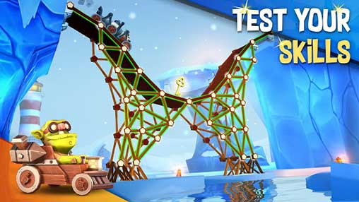 Bridge Builder Adventure Apk