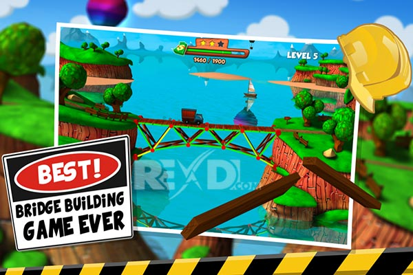 Bridge Builder Simulator Apk