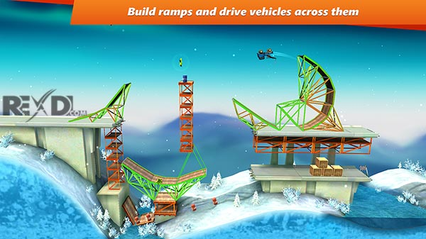 Bridge Constructor Stunts Android