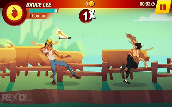 Bruce Lee Enter The Game android