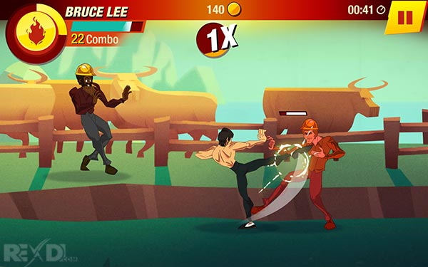 Bruce Lee Enter The Game apk