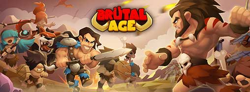 Brutal Age: Horde Invasion Apk + Data for Android