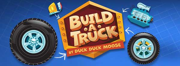 Build A Truck Duck Duck Moose