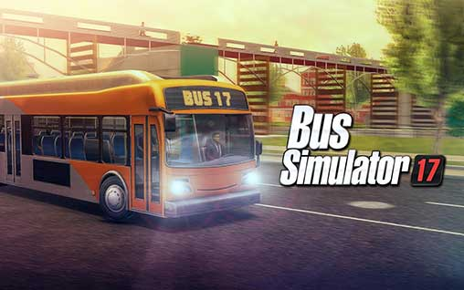 Bus Simulator 17 1 10 0 Apk + Mod Unlocked + Data for Android