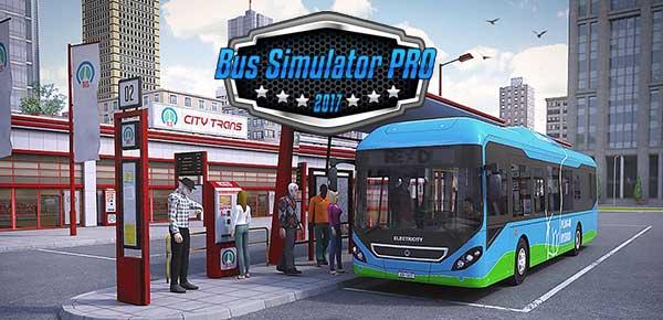 Bus Simulator PRO 2017 Mod