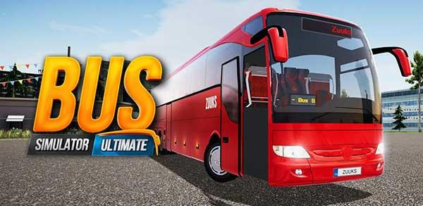 Bus Simulator : Ultimate Mod