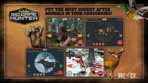 Cabela's Big Game Hunter Apk