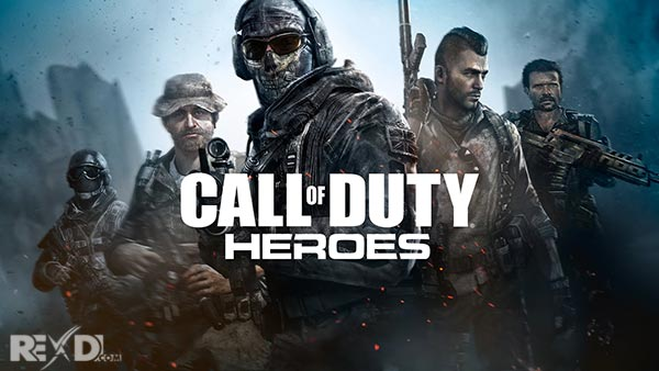 call of duty heroes 1.2.1 mod apk (unlimited money)