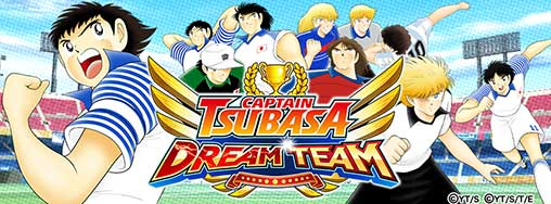 Android News -Captain Tsubasa: Dream Team 2.3.1 Apk + Mod + Data for Android- vionet87.blospot.com