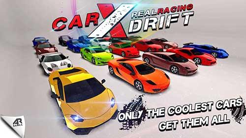 Car Drift X Real Drift Racing Apk