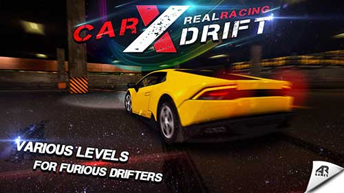 Car Drift X Real Drift Racing Mod Money + Apk 1.2.5 Terbaru