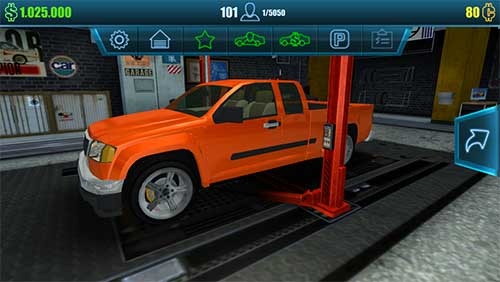 Car Mechanic Simulator 2016 Apk
