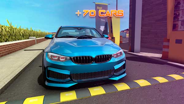 Car Parking Multiplayer Cover