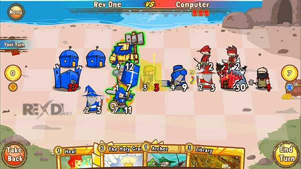 Cards and Castles Apk