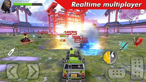 Cars Battle Royal: Overload Apk