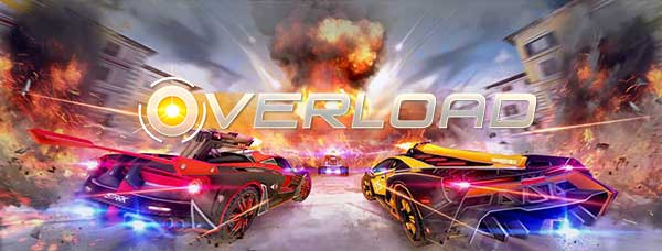 Cars Battle Royal: Overload Mod