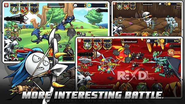 Cartoon Defense 5 Apk
