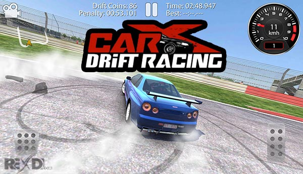 CarX Drift Racing 1.16.2 APK + MOD + DATA for Android