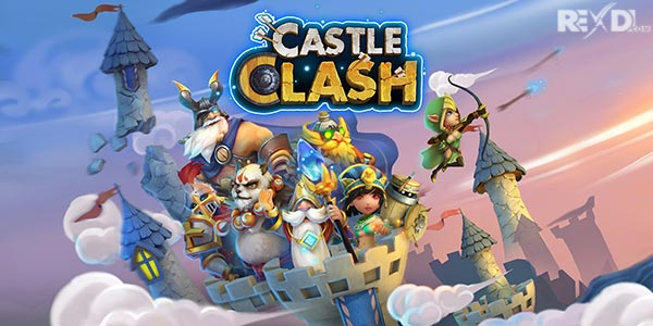 Rexdl.com Castle Clash Brave Squads 1.4.2 APK + DATA Game for Android Revdl.com