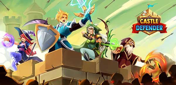 Castle Defender Mod