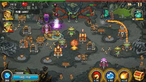 heroes and castles 2 apk mali