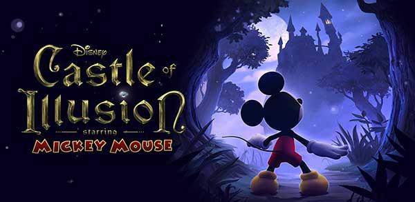 Castle of Illusion Cover