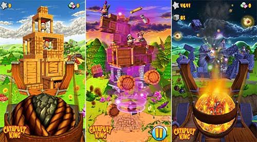 Catapult King Apk