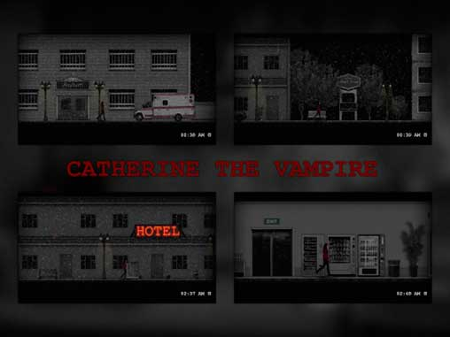CATHERINE THE VAMPIRE Apk