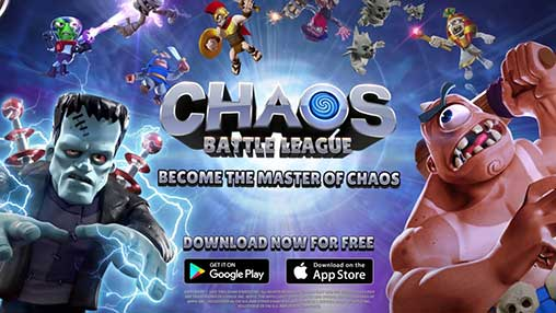 Chaos Battle League Mod download